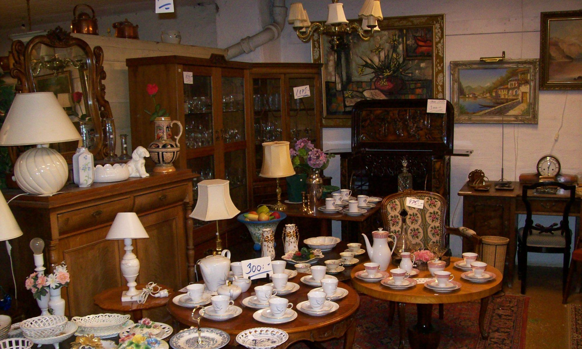 C-G Möbel &  Antiquitätenmarkt